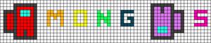 Alpha pattern #79059 variation #143964