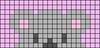 Alpha pattern #56159 variation #143967