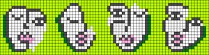Alpha pattern #78379 variation #143983