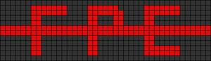 Alpha pattern #27767 variation #144011
