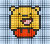 Alpha pattern #79019 variation #144033