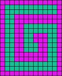Alpha pattern #78923 variation #144067