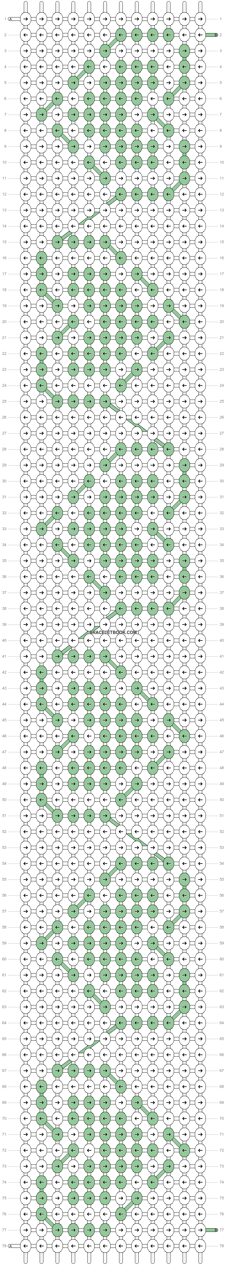 Alpha pattern #73364 variation #144073 pattern