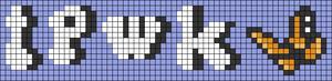 Alpha pattern #75691 variation #144106