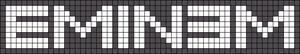 Alpha pattern #9854 variation #144118