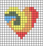 Alpha pattern #49891 variation #144163