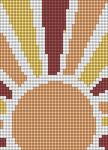 Alpha pattern #59456 variation #144175