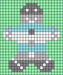 Alpha pattern #79298 variation #144228