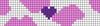 Alpha pattern #79203 variation #144264