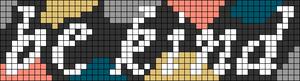 Alpha pattern #79409 variation #144329