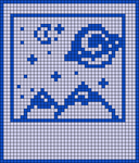 Alpha pattern #73421 variation #144339