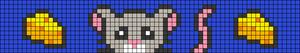 Alpha pattern #79423 variation #144347