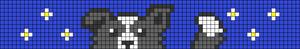 Alpha pattern #79419 variation #144348