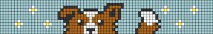 Alpha pattern #79419 variation #144417