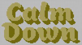 Alpha pattern #61441 variation #144424