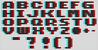 Alpha pattern #66157 variation #144603