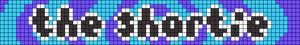 Alpha pattern #78394 variation #144610
