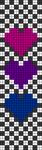 Alpha pattern #63890 variation #144627