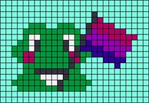Alpha pattern #61685 variation #144628