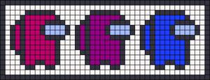 Alpha pattern #59892 variation #144630
