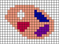 Alpha pattern #59868 variation #144632