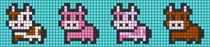 Alpha pattern #39191 variation #144690