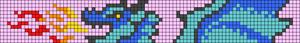 Alpha pattern #79588 variation #144734