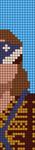 Alpha pattern #71062 variation #144735