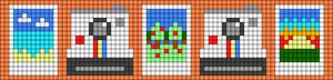 Alpha pattern #36875 variation #144790