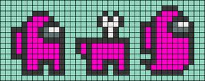 Alpha pattern #71174 variation #144834