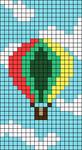 Alpha pattern #49988 variation #144979