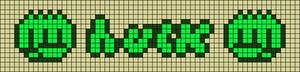 Alpha pattern #79799 variation #145030