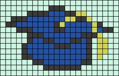 Alpha pattern #44638 variation #145038