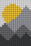 Alpha pattern #75522 variation #145153