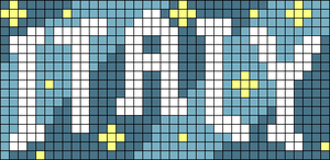 Alpha pattern #73303 variation #145169