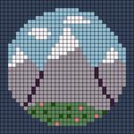 Alpha pattern #70623 variation #145215