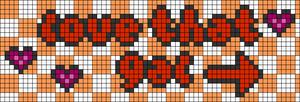 Alpha pattern #79836 variation #145222