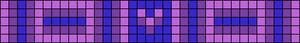 Alpha pattern #79909 variation #145264