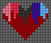 Alpha pattern #79660 variation #145303