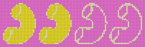 Alpha pattern #20436 variation #145407