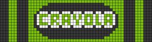 Alpha pattern #76390 variation #145424
