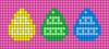 Alpha pattern #80063 variation #145478