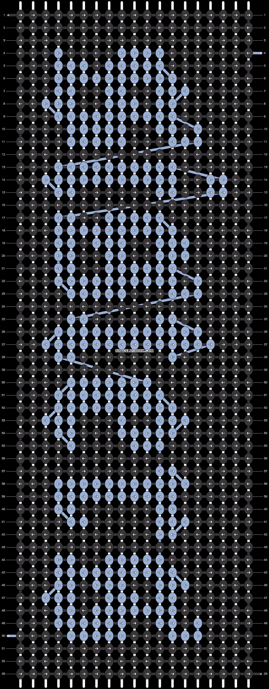 Alpha pattern #62874 variation #145636 pattern