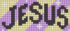 Alpha pattern #74356 variation #145706