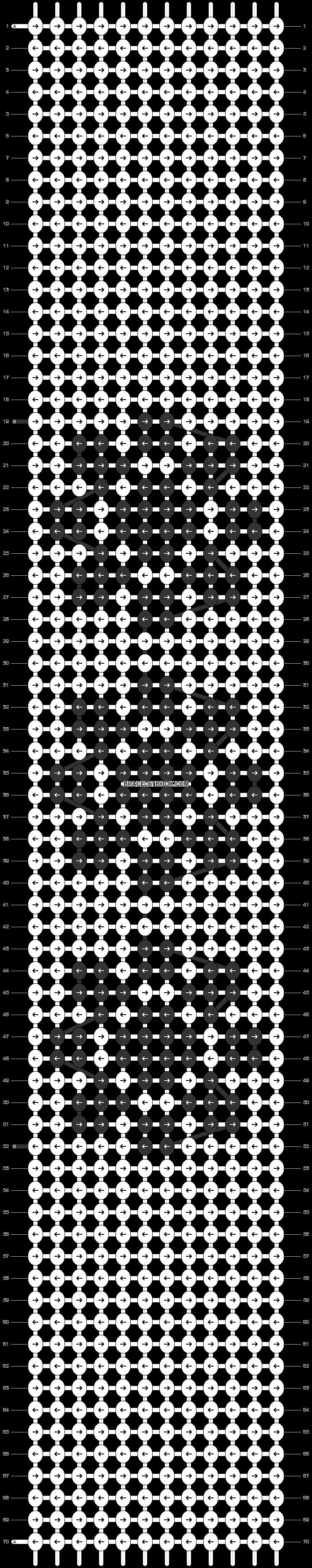 Alpha pattern #80294 variation #145851 pattern