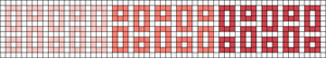 Alpha pattern #54067 variation #145865