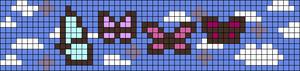 Alpha pattern #78424 variation #146103