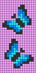 Alpha pattern #80563 variation #146202