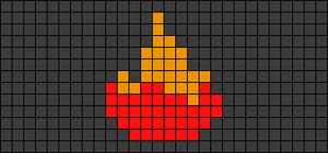 Alpha pattern #80588 variation #146251