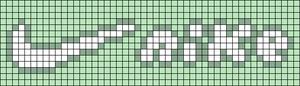 Alpha pattern #79661 variation #146254